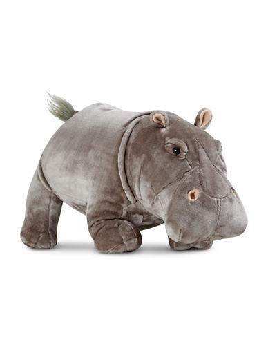 Melissa & Doug Hippopotamus Plush Stuffed Animal-MULTI-One Size