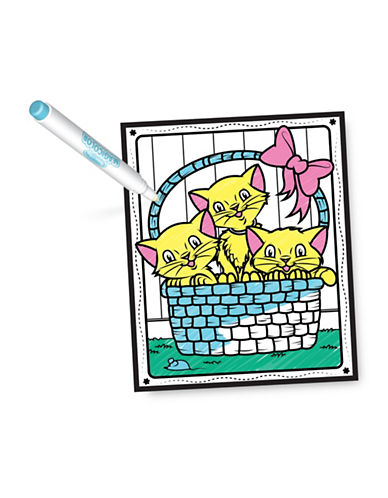 Melissa & Doug Friendship and Fun colouring Pad-MULTI-One Size