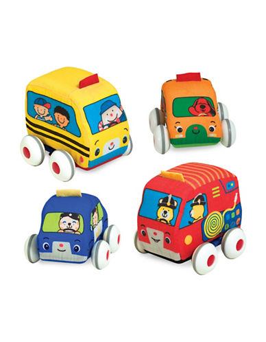 Melissa & Doug Pull-Back Vehicles-MULTI-One Size