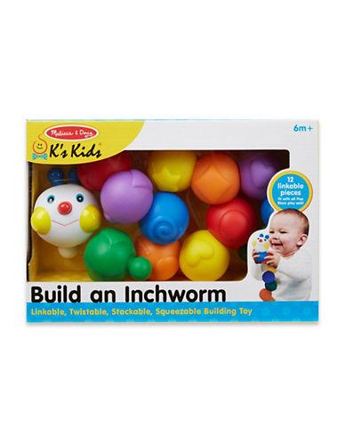 Melissa & Doug Build an Inchworm-MULTI-One Size