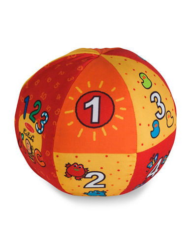 Melissa & Doug Two-in-One Talking Ball-MULTI-One Size