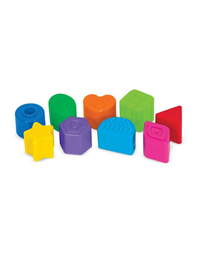 Melissa & Doug Take-Along Shape Sorter-MULTI-One Size