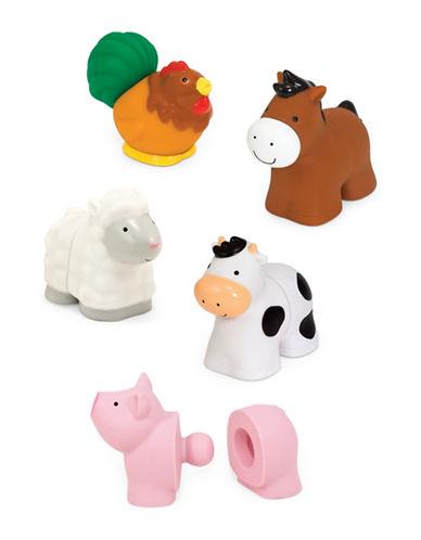 Melissa & Doug Pop Blocs Farm Animals-MULTI-One Size 89001478_MULTI_One Size