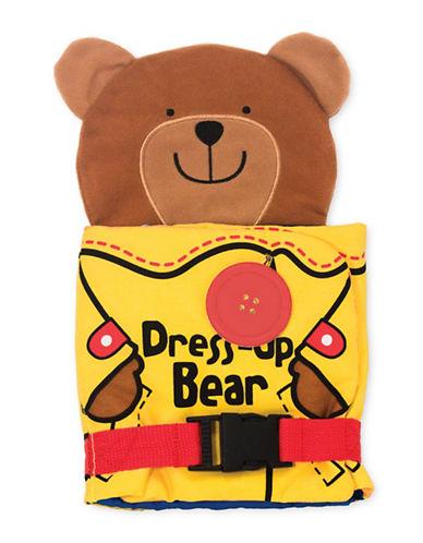 Melissa & Doug Dress Up Bear Play Set-MULTI-One Size