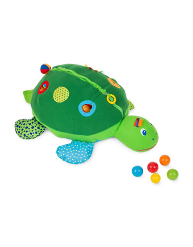 Melissa & Doug Turtle Ball Pit-MULTI-One Size