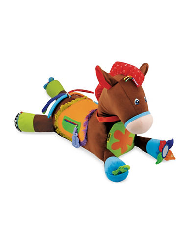 Melissa & Doug Giddy-Up and Play Pony Toy Play Set-MULTI-One Size