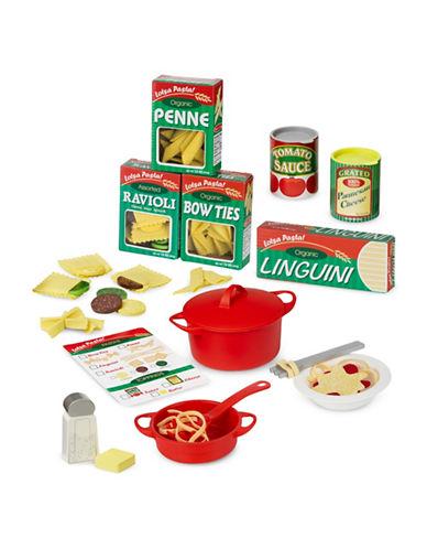 Melissa & Doug Prepare and Serve Pasta-MULTI-One Size
