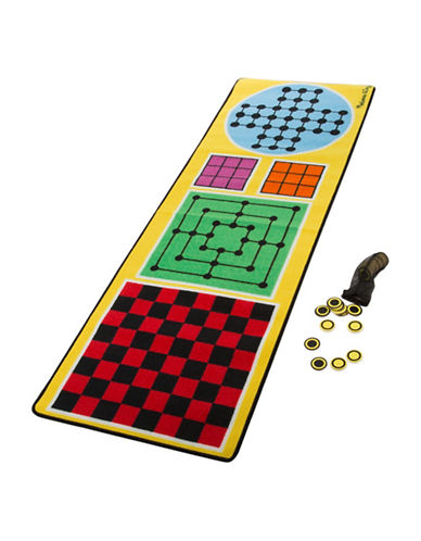 Melissa & Doug Four-in-One Game Rug-MULTI-One Size