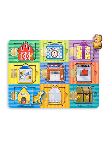 Melissa & Doug Magnetic Hide & Seek Board-MULTI-One Size