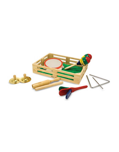 Melissa & Doug Band-in-a-Box Toy Set-MULTI-One Size