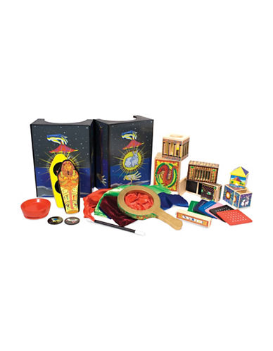 Melissa & Doug Deluxe Magic Set-MULTI-One Size