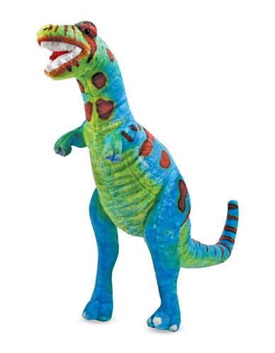 Melissa & Doug Jumbo Plush T-Rex-MULTI-One Size