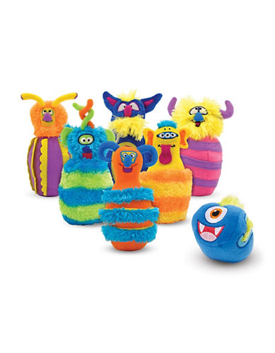 Melissa & Doug Monster Bowling-MULTI-One Size