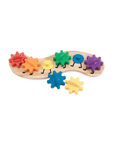 Melissa & Doug Caterpillar Gear Toy-MULTI-One Size