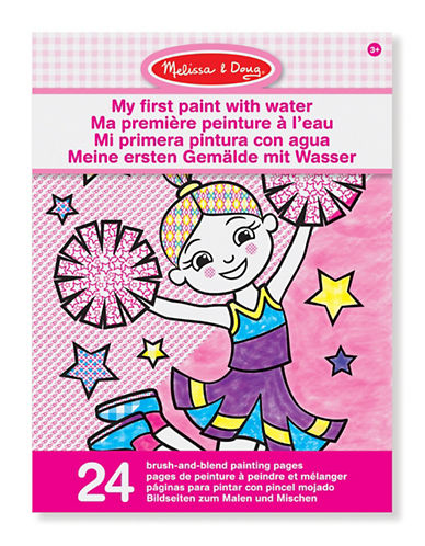 Melissa & Doug My First Paint with Water-MULTI-One Size
