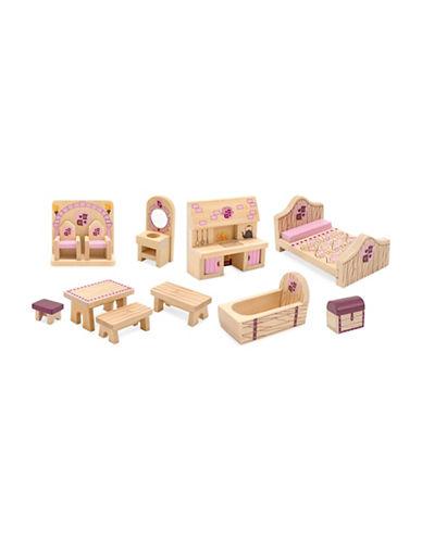 Melissa & Doug Princess Castle Furniture Set-MULTI-One Size