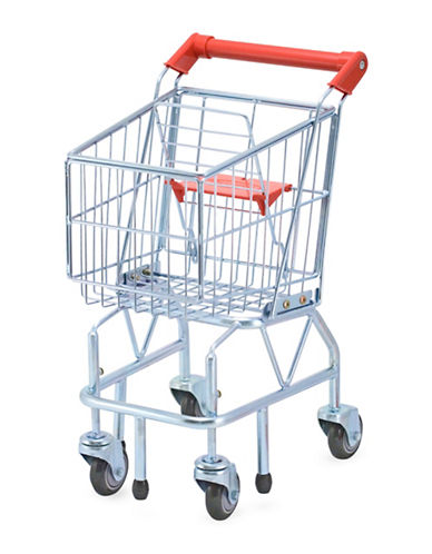 Melissa & Doug Shopping Trolley-MULTI-One Size