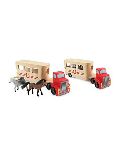 Melissa & Doug Horse Box-MULTI-One Size