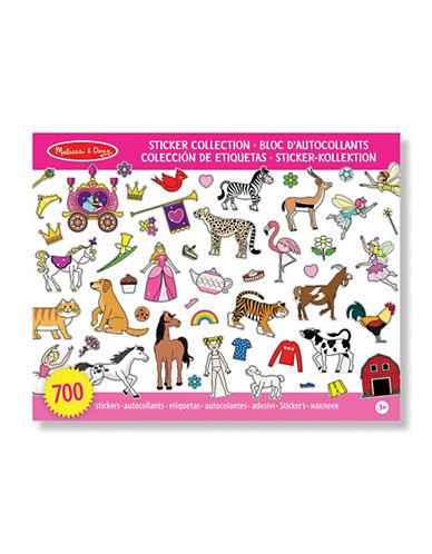 Melissa & Doug Sticker Collection-MULTI-One Size