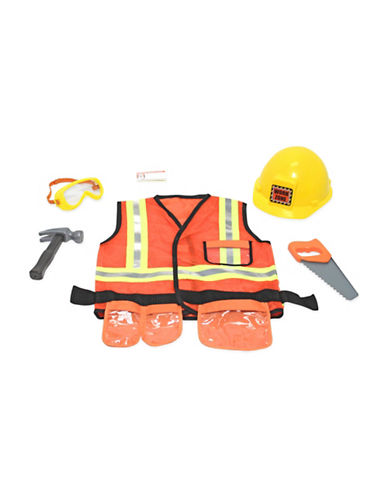 Melissa & Doug Construction Worker Role Play-MULTI-One Size