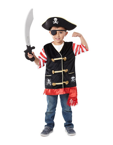 Melissa & Doug Pirate Role Play Set-MULTI-One Size