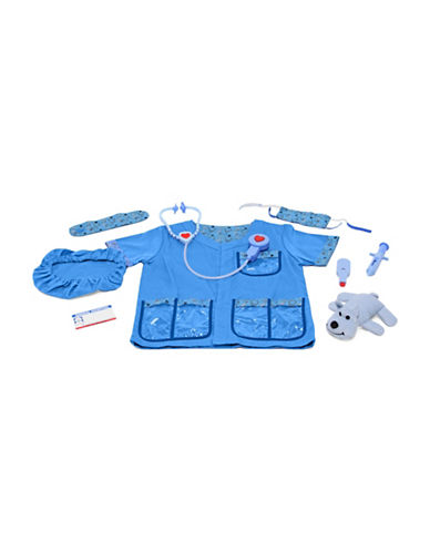 Melissa & Doug Veterinarian Role Play Set-MULTI-One Size