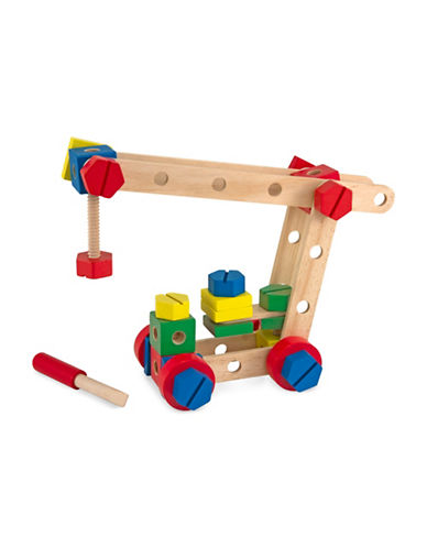 Melissa & Doug Construction Set in a Box-MULTI-One Size