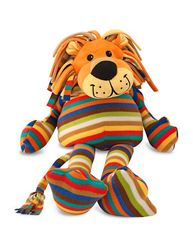 Melissa & Doug Elvis Fleece Lion-MULTI-One Size