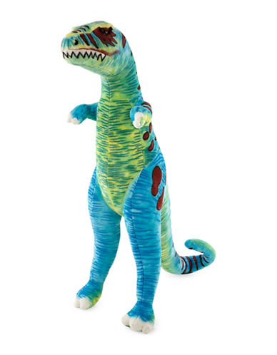 Melissa & Doug Giant T Rex Plush-MULTI-One Size