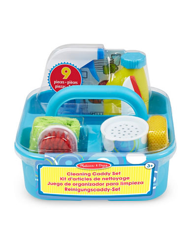 Melissa & Doug Cleaning Caddy Set-MULTI-One Size