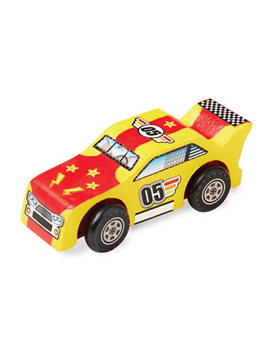Melissa & Doug Race Car Craft Kit-MULTI-One Size