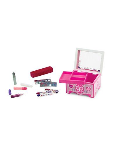 Melissa & Doug Jewellery Box Kit-MULTI-One Size