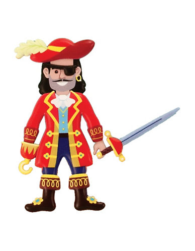 Melissa & Doug Reusable Pirate Puffy Stickers-MULTI-One Size