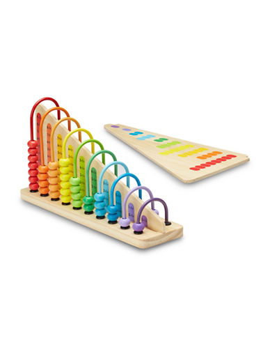 Melissa & Doug Add and Subtract Abacus-MULTI-One Size