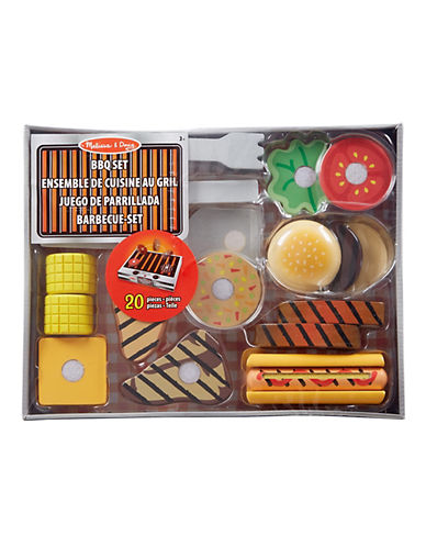 Melissa & Doug Ensemble barbecue Grill and Serve 89462118