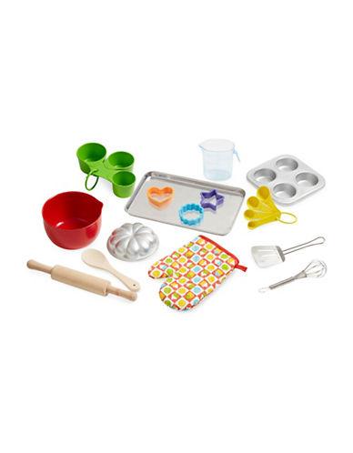 Melissa & Doug 20-Piece Baking Play Set-MULTI-One Size