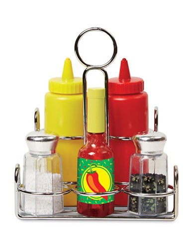 Melissa & Doug Condiments Set-MULTI-One Size
