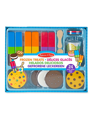 Melissa & Doug Wooden Frozen Treats-MULTI-One Size