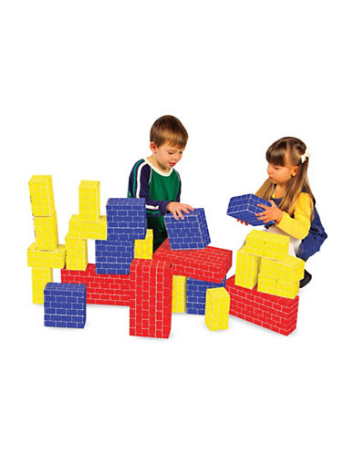 Melissa & Doug Deluxe Jumbo Cardboard Blocks-MULTI-One Size