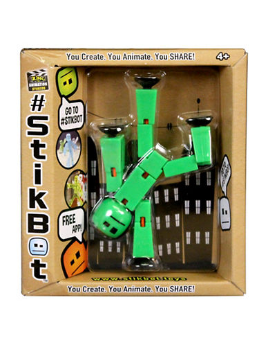 Zing StikBot Pet-MULTI-One Size