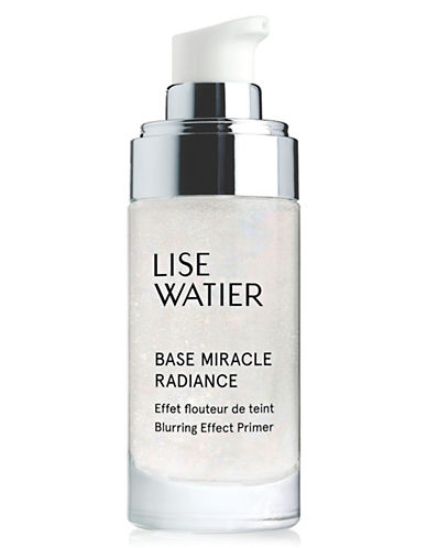 Lise Watier Base Miracle Radiance Blurring Effect Primer-NO COLOR-10 ml