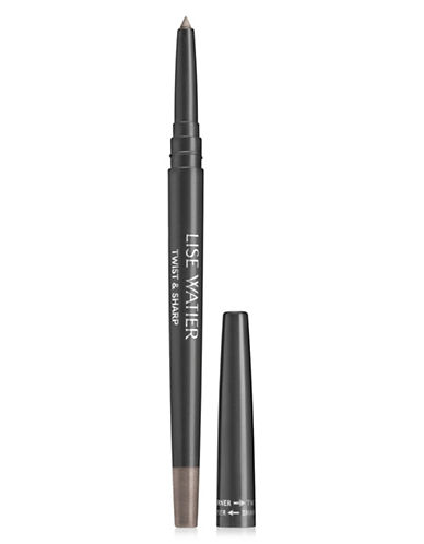 Lise Watier Twist and Sharp Automatic Long-Lasting Eye Stylo-BROWN-11 ml