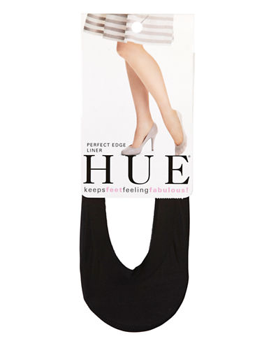 Hue Perfect Edge Liner-BLACK-One Size