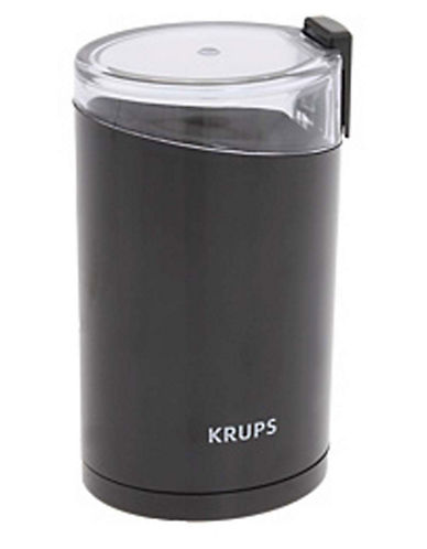 Krups Fast Touch Blade Grinder-BLACK-One Size