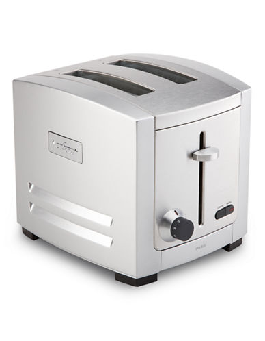 All-Clad 2 Slice Toaster-SILVER-One Size