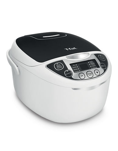 T-Fal 10-in-1 Multicooker-WHITE-One Size