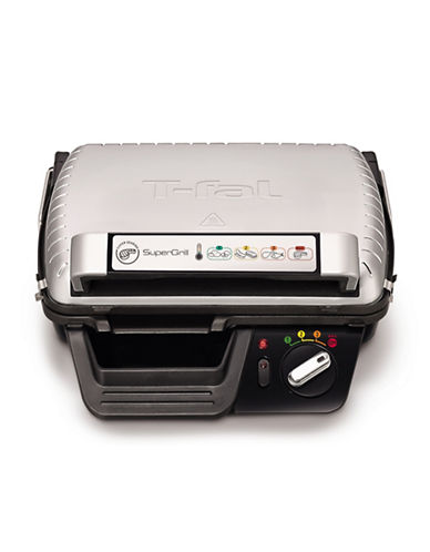 T-Fal Super Grill-BLACK-One Size