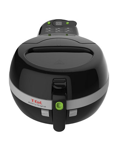 T-Fal 1Kg Gourmet Actifry French Fries Fryer-BLACK-One Size