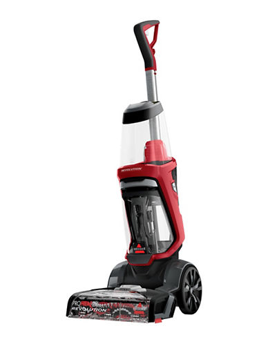 Bissell Homecare ProHeat 2X Revolution Carpet and Upholstery Deep Cleaner-BLACK/RED-One Size