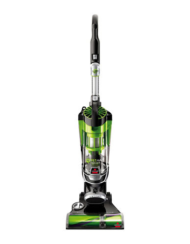 Bissell Homecare Pet Hair Eraser Upright Vacuum-BLACK/GREEN-One Size